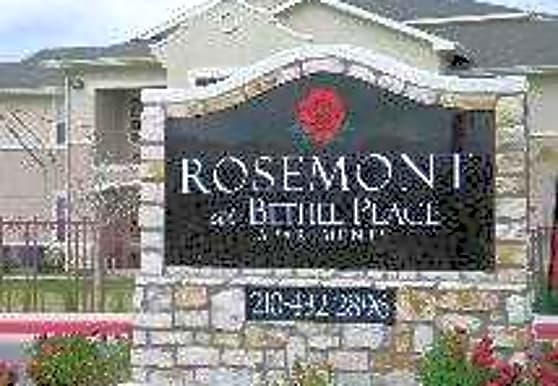 Rosemont at Bethel Place, San Antonio, TX