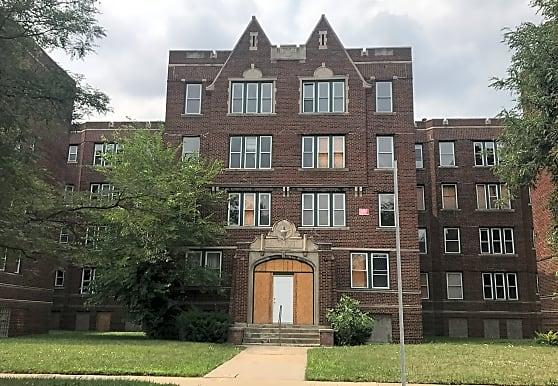 Cabot Apartments, Detroit, MI