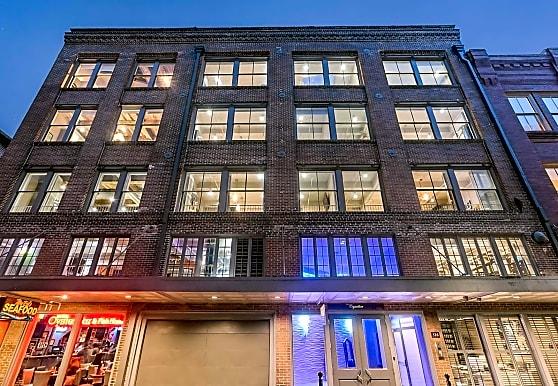 Crystalline Luxury Apartments, New Orleans, LA
