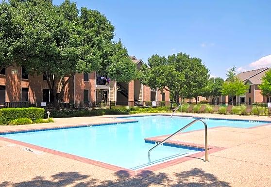 Garden Gate Apartments, Fort Worth, TX