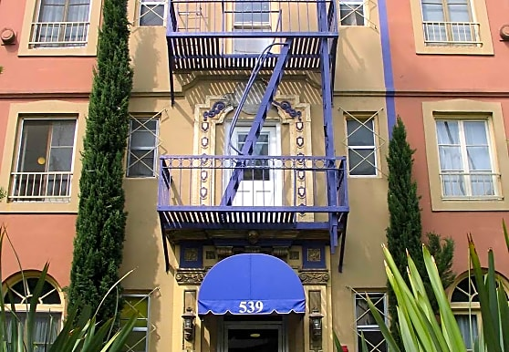 539 South Manhattan Place, Los Angeles, CA
