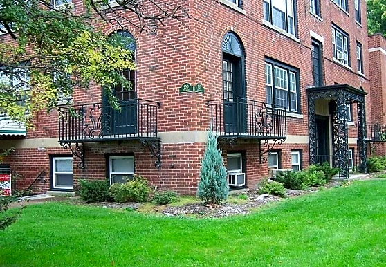 Sheldon Apartments, Buffalo, NY