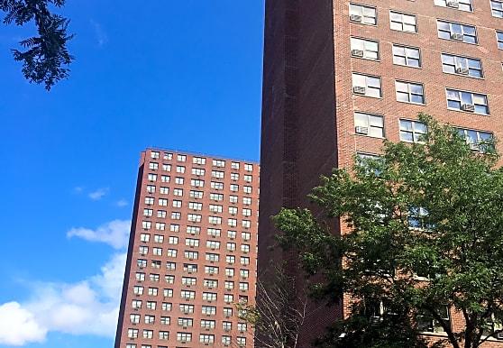 Ridge Tower apartments, Cambridge, MA