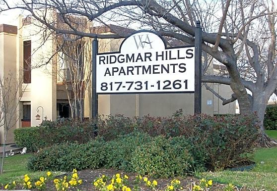 Ridgmar Hills, Fort Worth, TX
