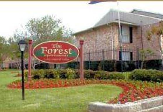 Forest Apartments, Houston, TX