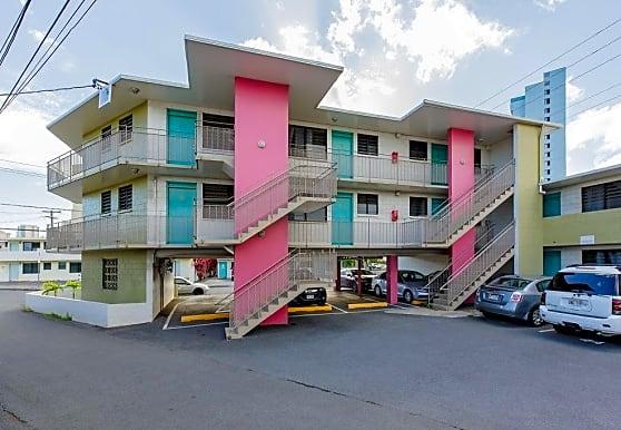 Kapiolani Village Apartment Homes, Honolulu, HI