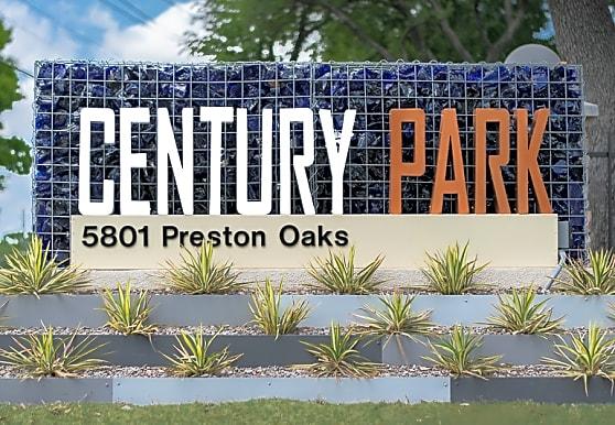 Century Park, Dallas, TX