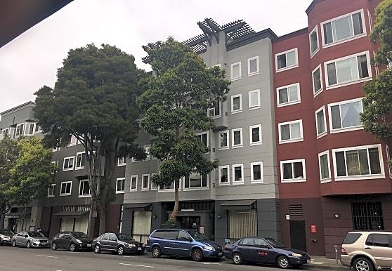 Fell Street Housing, San Francisco, CA