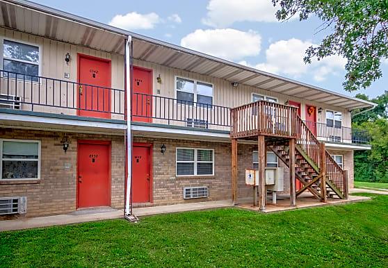 Hidden Hills Apartment Homes - Evansville, IN 47710
