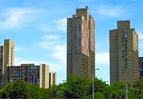 Riverside Plaza, Minneapolis, MN