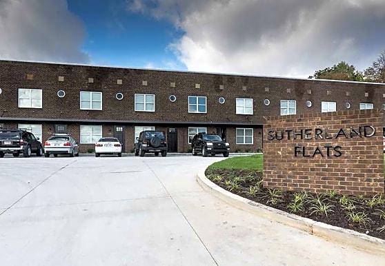 Sutherland Flats, Knoxville, TN