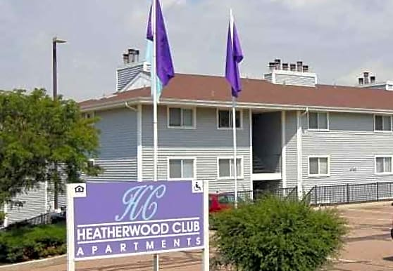 Heatherwood Club Apartments, Colorado Springs, CO