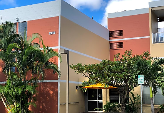 Waipahu Hall Elderly Apartments, Waipahu, HI