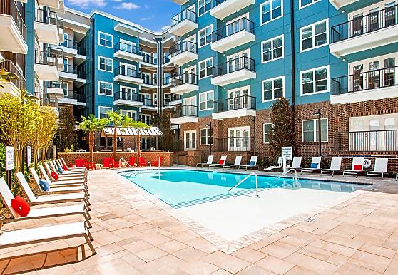 Marq Midtown 205, Charlotte, NC