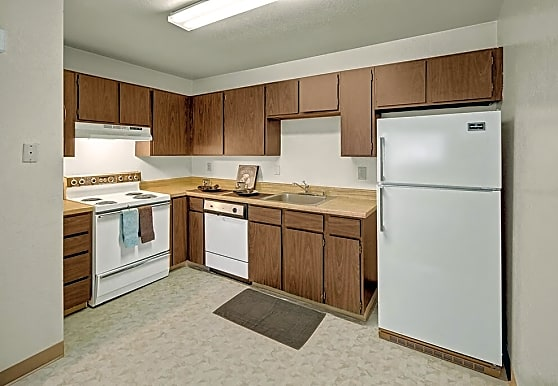Driftwood Apartments, Anchorage, AK