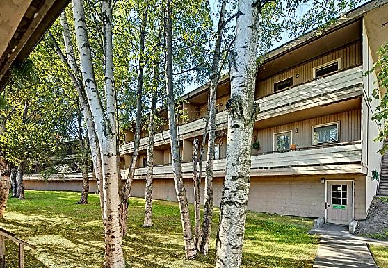 Country Lane Apartments, Anchorage, AK