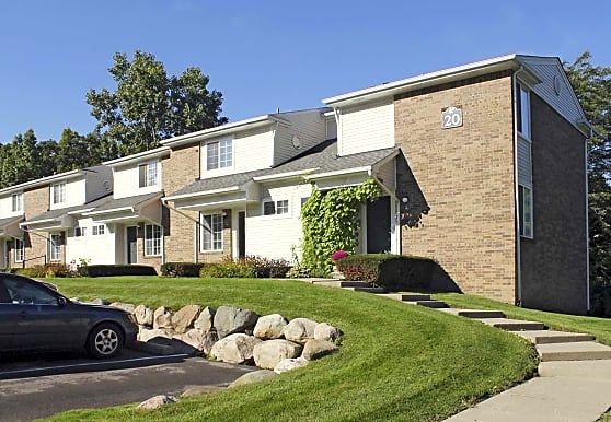 Northridge Townhomes and Apartments, Rochester Hills, MI