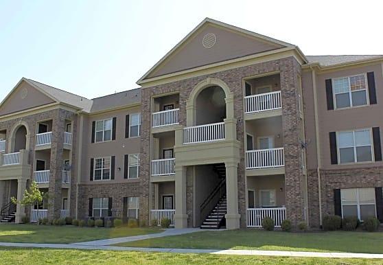 Town Parc Apartments, Amarillo, TX