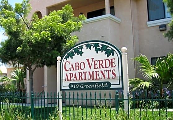 Cabo Verde Apartments, El Cajon, CA