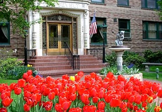 Roosevelt Apartments, Spokane, WA