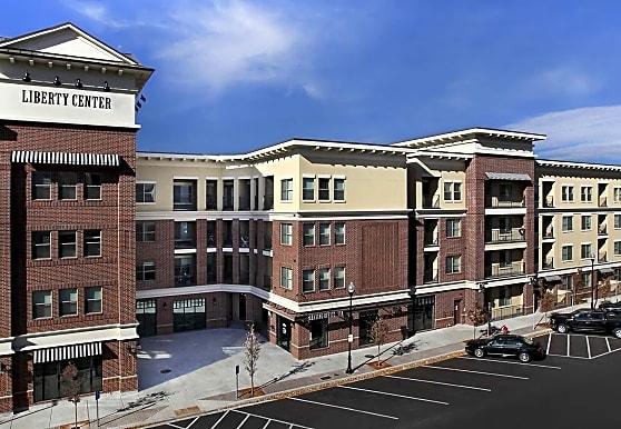 Liberty Center Apartments, Provo, UT