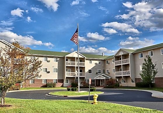Covington Woods, Lansing, MI