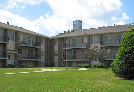 Carlton Apartments, Detroit, MI