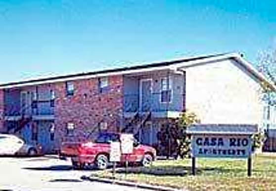Casa Rio Apartments, San Angelo, TX