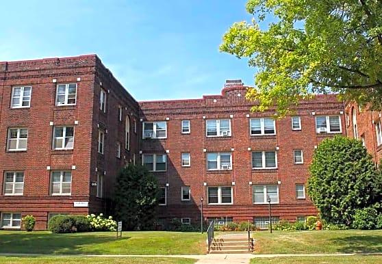 Lincoln Court Apartments, Saint Paul, MN