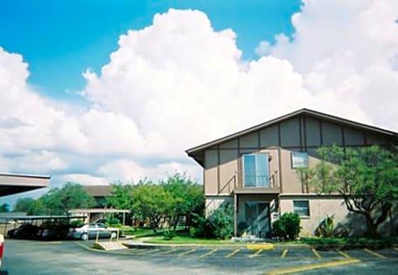 Edelweiss Apartments, New Braunfels, TX