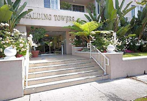 Spalding Towers, Beverly Hills, CA