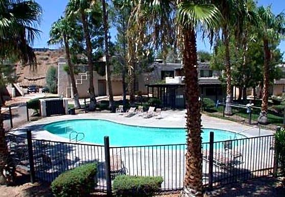 Villa Vista Apartments, Barstow, CA