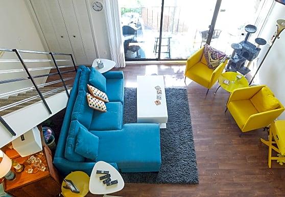 The Palms East Apartments, Detroit, MI