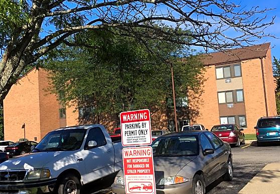 Vermilion House Apartments, Danville, IL