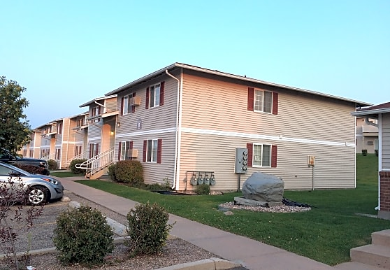 Mountainside Apartments, Cheyenne, WY