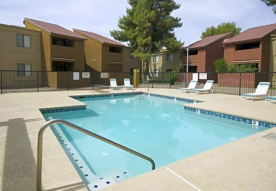 Parkside Apartments - Tempe, AZ 85281