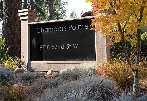 Chambers Pointe Apartments, University Place, WA