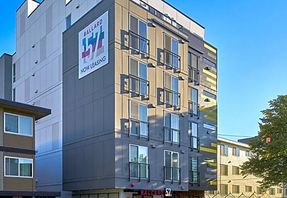 Ballard 57 Apartments Seattle Wa 98107