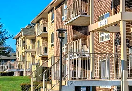 Windham Creek Apartments, Suitland, MD