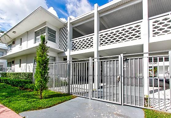 Ocean House at Nobe, Miami Beach, FL