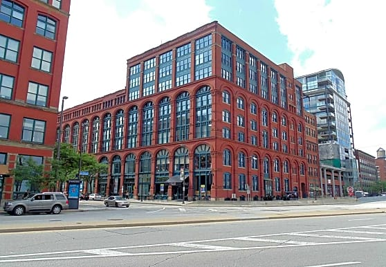 The Bradley Building, Cleveland, OH