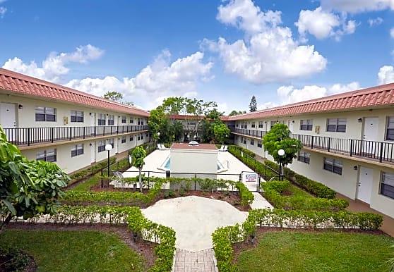 Tahiti Gardens, Lauderdale Lakes, FL