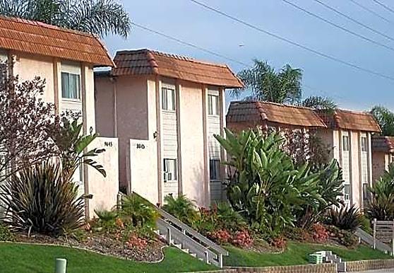 Oakridge Apartments, Santee, CA