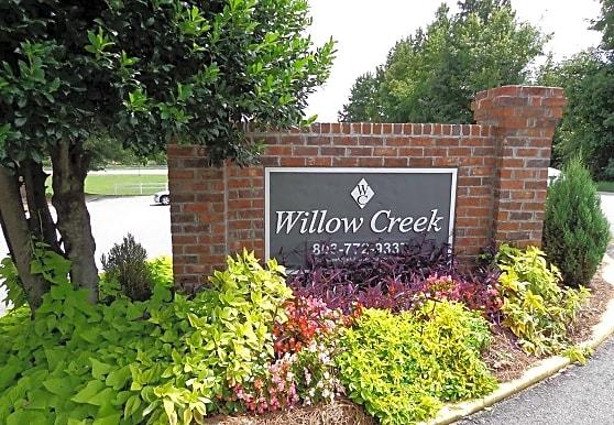 Willow Creek, Columbia, SC