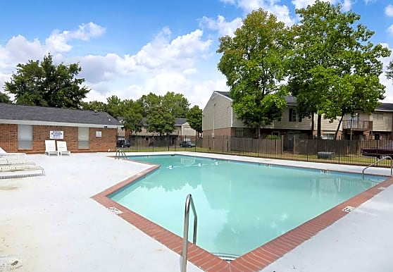 Shadowbrook Townhomes, Memphis, TN
