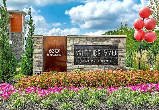 Altitude 970, Kansas City, MO