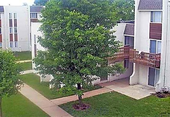 Courtyard Apartments, Kansas City, MO