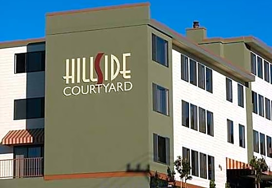Hillside Courtyard, Daly City, CA