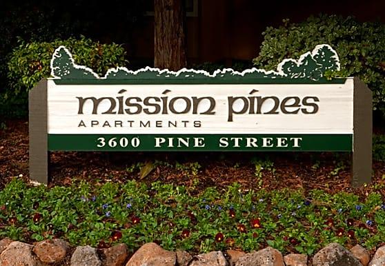 Mission Pines, Martinez, CA