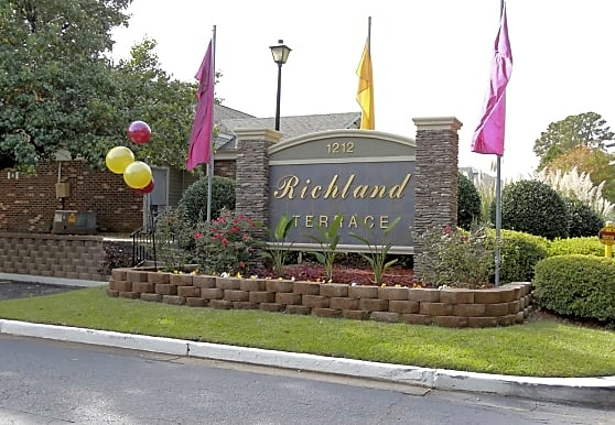 Richland Terrace, Columbia, SC